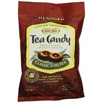 Bali's Best Iced Tea Candy Classic, 5.3-Ounce (Pack of 12)