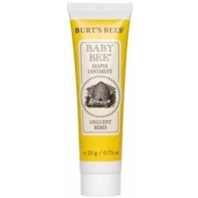 NEW Burts Bees Baby Diaper Ointment, .75 Ounce, 4 Pack