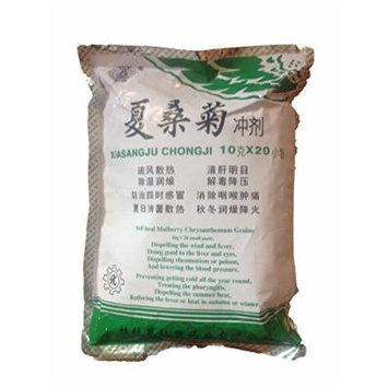 Beverage Instant Self Heal Mulberry Chrysanthemum Grains Powder Tea Drink, 10 G * 20 Small Bags.
