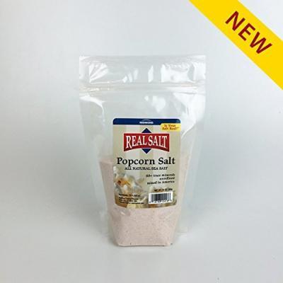 Real Salt Popcorn Salt 10 OZ