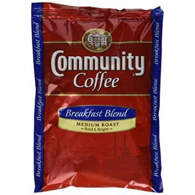 Community Coffee Pre-Measured Packs Breakfast Blend, 20 Count