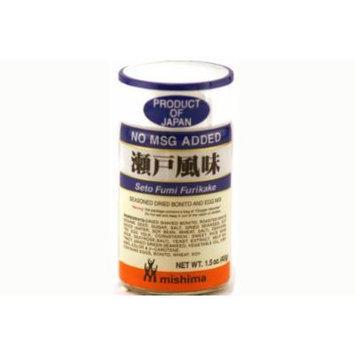 Seto Fumi Furikake (Rice Seasoning) - 1.9oz (Pack of 1)