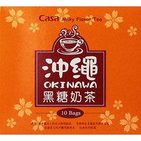 Casa Okinawa Brown Sugar Milk Tea 8.81 Oz (Pack of 1)