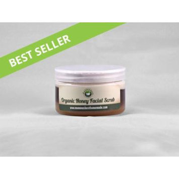 Organic Honey Facial Scrub - Great for those with acne