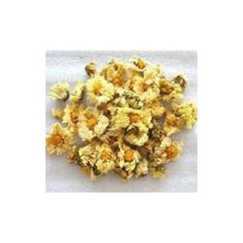 Premium Natural Chrysanthemum Herbal Flower Loose Leaf Tea 4 Oz. Bag