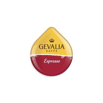 Tassimo GEVALIA Kaffe Espresso 16 T DISCS
