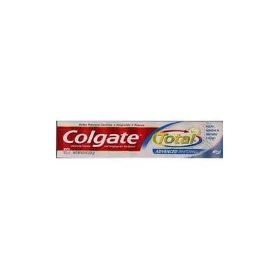 Colgate Total, Advanced Whitening Toothpaste, 8oz (226g) Tube