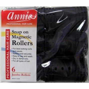 Annie Snap on Magnetic Rollers 1 1/2