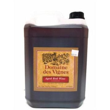 Domaine des Vignes 17508 5 litre Red Wine Vinegar, Pack of 4