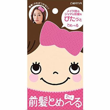 Dariya BANGS GUARD Magic Sheet Pink