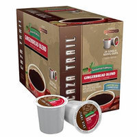 Caza Trail Coffee, Gingerbread Blend, 24 Single Serve Cups