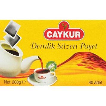 Turkish Black Tea Bags (40 Bags) 200 Gr.
