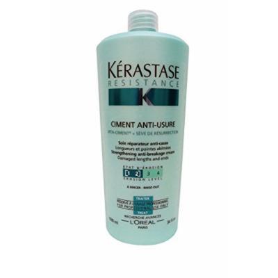 Kerastase Ciment Anti-Usure Complex Cylane Treatment for Weakend Damaged 34oz
