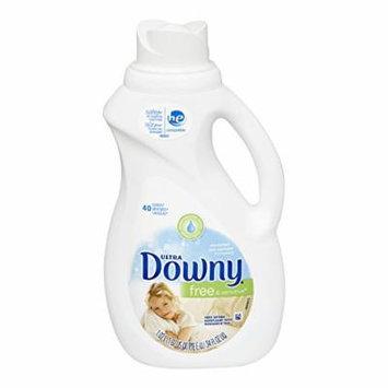 Ultra Downy Liquid, Free and Sensitive