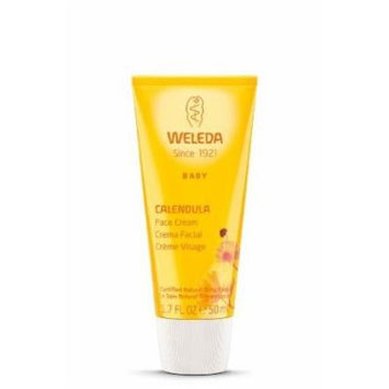 New - Weleda Calendula Face Cream - 1.7 fl oz