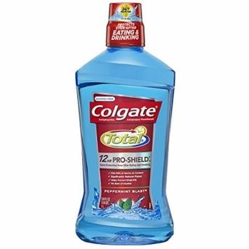 Colgate Total Advanced Pro-Shield Mouthwash, Peppermint Blast