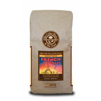 The Coffee Bean & Tea Leaf French Roast Ground Coffee, 20 Ounce