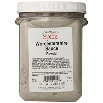Colorado Spice Worcestershire Powder, 34 Ounce