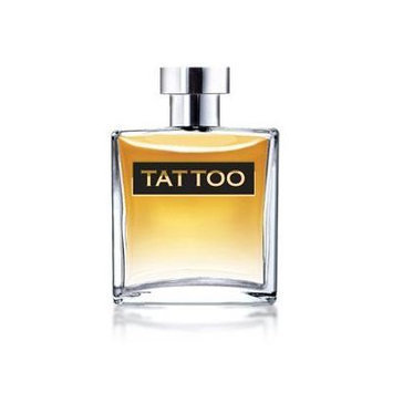 Tattoo Cologne for Men 3.4 Oz Eau De Toilette Spray