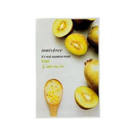 Innisfree It's Real Squeeze Mask 5pcs (Kiwi)