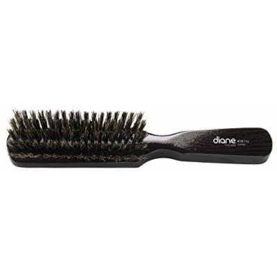 Diane Men's Styling Brush, 100% Boar Bristles - 2 pieces