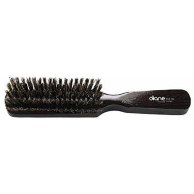 Diane Men's Styling Brush, 100% Boar Bristles - 2 pieces