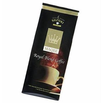 Suzuki Whole Coffee Vienna Roasted Bean, Royal Blend, 7 oz
