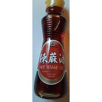Kadoya Hot Sesame Oil, 5.5 Ounce