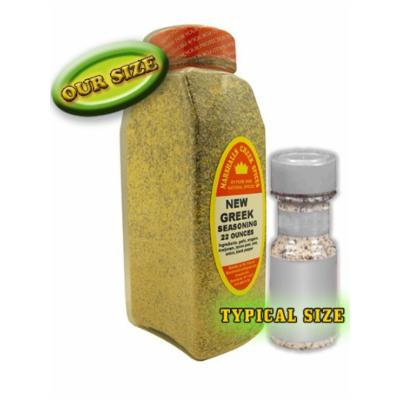 Marshalls Creek Spices Seasoning, New Greek, XL Size, 22 Ounce