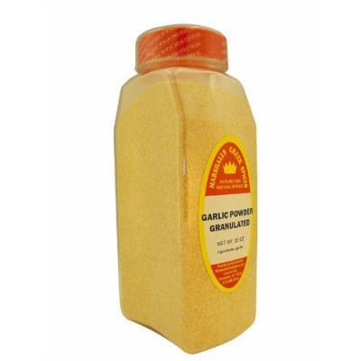 Marshalls Creek Spices Garlic Granulate Seasoning Refill, 10 Ounce