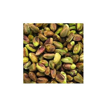 Pistachios Shelled Kernels Roasted Salted, 10lbs