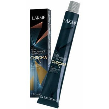 Lakme Chroma Ammonia Free Permanent Hair Color 2.1 Oz (9/20 Violet Very Light Blonde)