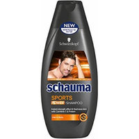 Schauma - Schwarzkopf Mens Hair Shampoo Sports Power 250 Ml