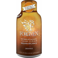 Forgiven Recovery Shot Metabolizer, Orange, 12 Count