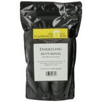 Elmwood Inn Fine Teas, Darjeeling Autumnal (Finest Tippy Golden Flowery Orange Pekoe 1) Black Tea, 16-Ounce Pouch