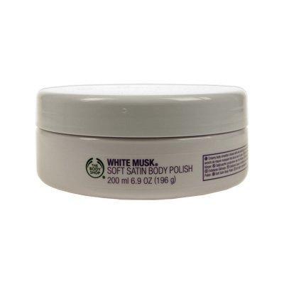 The Body Shop White Musk Soft Satin Body Polish