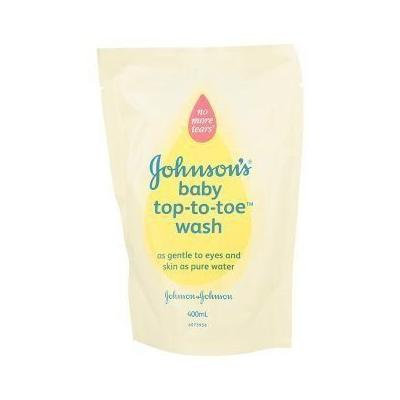 Johnson's Baby Top to Toe Wash (Refill) 400ml. Free Tracking Number
