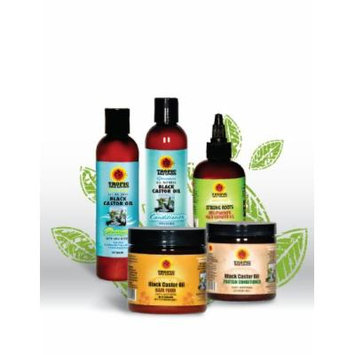 Tropic Isle Living Jamaican Black Castor Oil Hair Care System for Transitional Hair