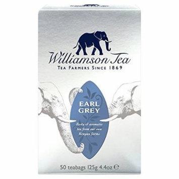 Williamson Earl Grey Tea 50 Bags ( 3 Pack)
