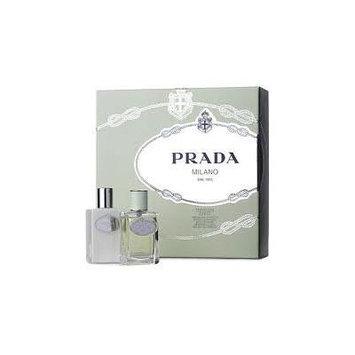 Prada Milano Infusion D'iris 3.4 OZ Eau De Parfum & 3.4 oz Hydrating Body Lotion