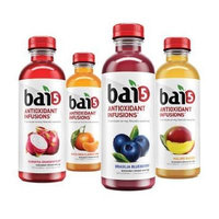 Bai5, 5 calorie Variety Pack, 100% Natural, Antioxidant Infused Beverage, 18-Ounce Bottles (Green Variety Pack of 24, 18 Oz)
