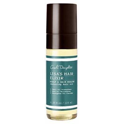 Carol's Daughter Lisa's Hair Elixir Restoring Oil, 4.25 Fluid Ounce