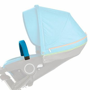 Xplory Seat Handle and Cover - Urban Blue