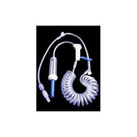 Coiled IV Set, 10dpm