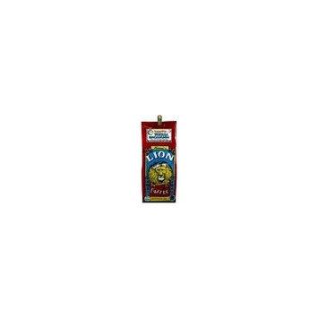 Hawaiian Value Pack Lion Coffee Ground Vanilla Macadamia 4 Bags