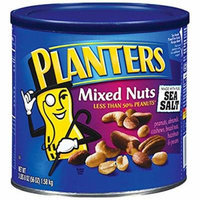 Planters Mixed Nuts With Pure Sea Salt