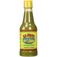 El Pato Flavorful Green Jalapeno Hot Sauce, Bundle of 2 (12oz) Bottles