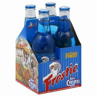 FROSTIE SODA 4PK BLUE CREAM, 48 FO