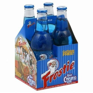 FROSTIE SODA 4PK BLUE CREAM, 48 FO