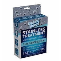 EnduroShield Home Stainless Steel Treatment Kit for Fridges and Appliances - Creates an Easy Wipe Surface for 3 Years